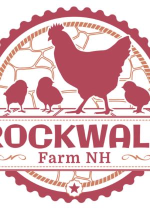 Rockwall Farm NH Logo