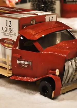 Community Coffee Truck